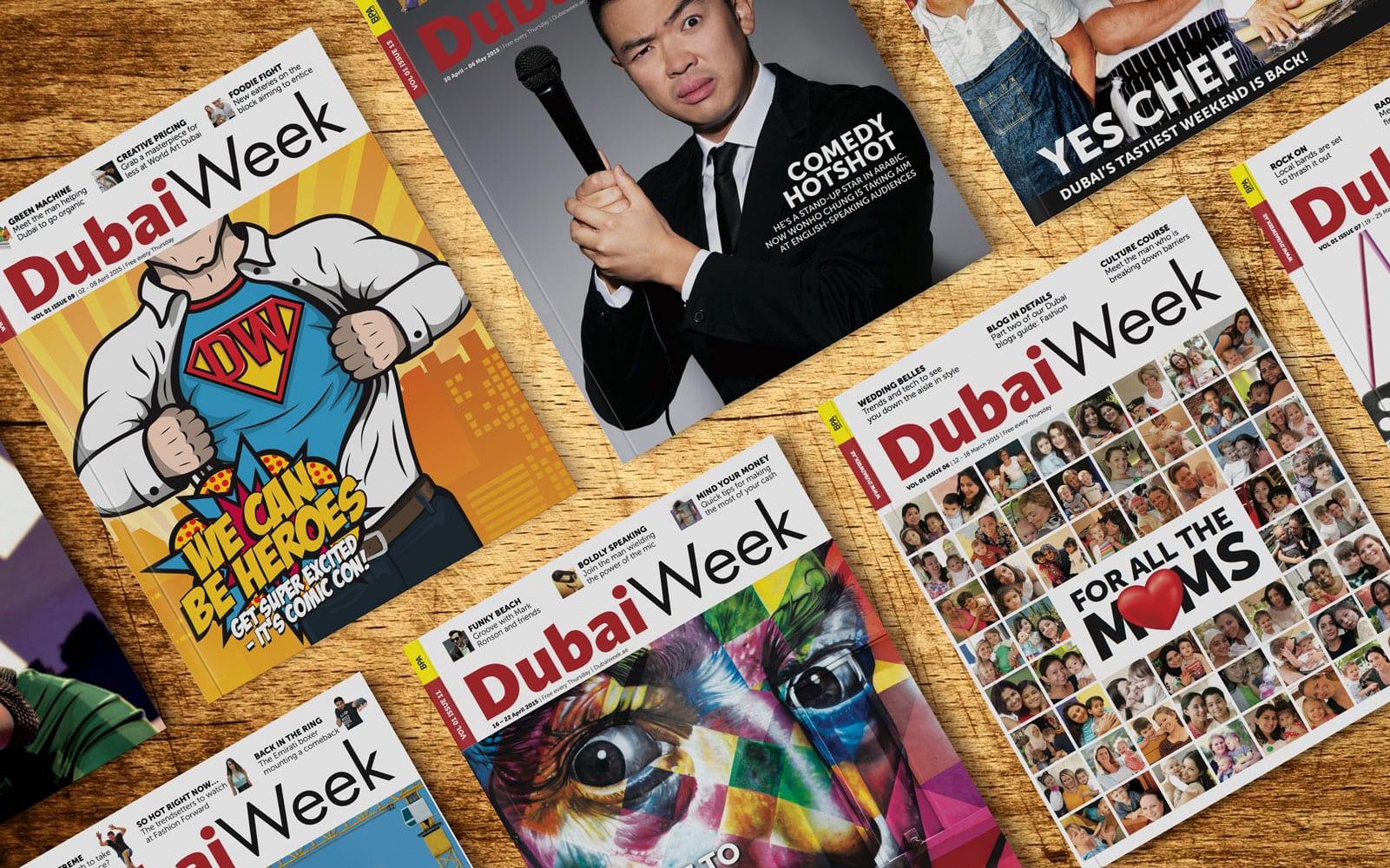 Dubai Week Magazine